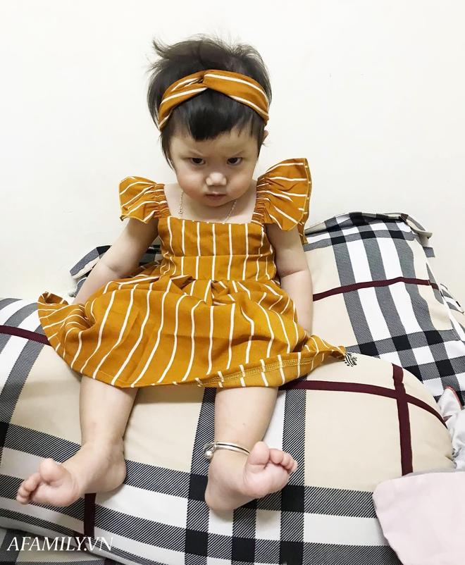 Bị đổ tại khó ở lúc bầu nên sinh con ra mặt cau có, mẹ trẻ được minh oan sau khi tìm thấy bức ảnh ngày bé của chồng - Ảnh 10.