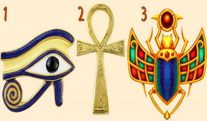 Hãy chọn một biểu tượng Ai Cập cổ đại để nhận lời khuyên của nhà thông thái - Ảnh 1.