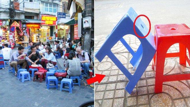 Lý do trên mặt ghế nhựa thường có 1 lỗ hình tròn, hóa ra có tận 4 chức năng mà nhiều người không hề biết - Ảnh 3.