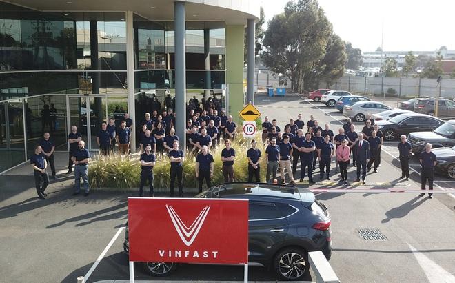 Hành động thể hiện tham vọng lớn của VinFast trên thị trường ô tô thế giới