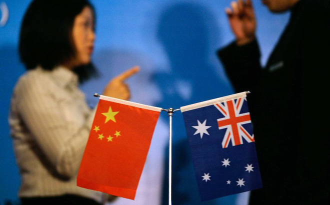 Phe bênh Trung Quốc ở Úc 'tắt tiếng'