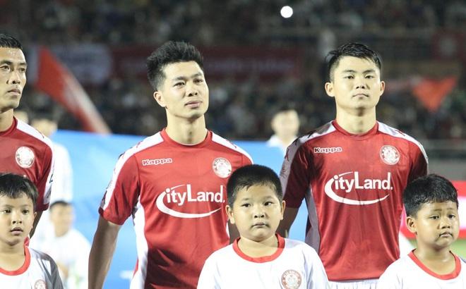KẾT THÚC TP.HCM 0-1 Sài Gòn: Công Phượng và đồng đội bị trừng phạt