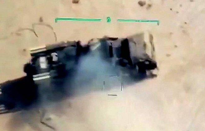 Hai bộ mặt Pantsir-S1 ở Libya và Syria: Cú tát trời giáng với Nga, thời oai hùng đã hết? - Ảnh 4.