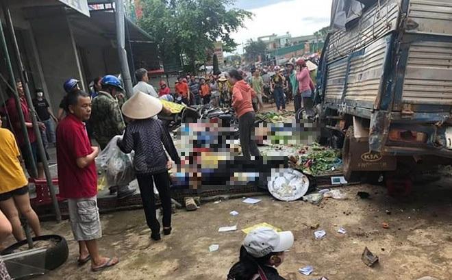 Tai nạn kinh hoàng khi xe tải lao vào chợ ở Đắk Nông: Thêm hai nạn nhân không qua khỏi
