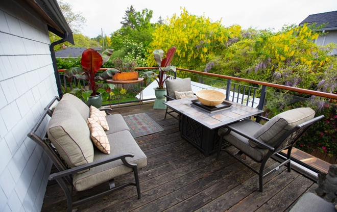 Ngôi nhà yên bình bên khoảng sân vườn xanh tươi với điểm nhấn đặc biệt này có thể hạ gục mọi ánh nhìn - Ảnh 11.