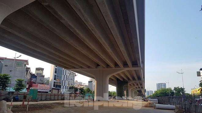 Con đường nghìn tỉ tại Hà Nội dự kiến thông xe vào 30/9 - Ảnh 15.