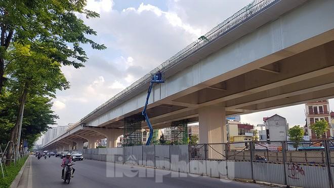 Con đường nghìn tỉ tại Hà Nội dự kiến thông xe vào 30/9 - Ảnh 16.