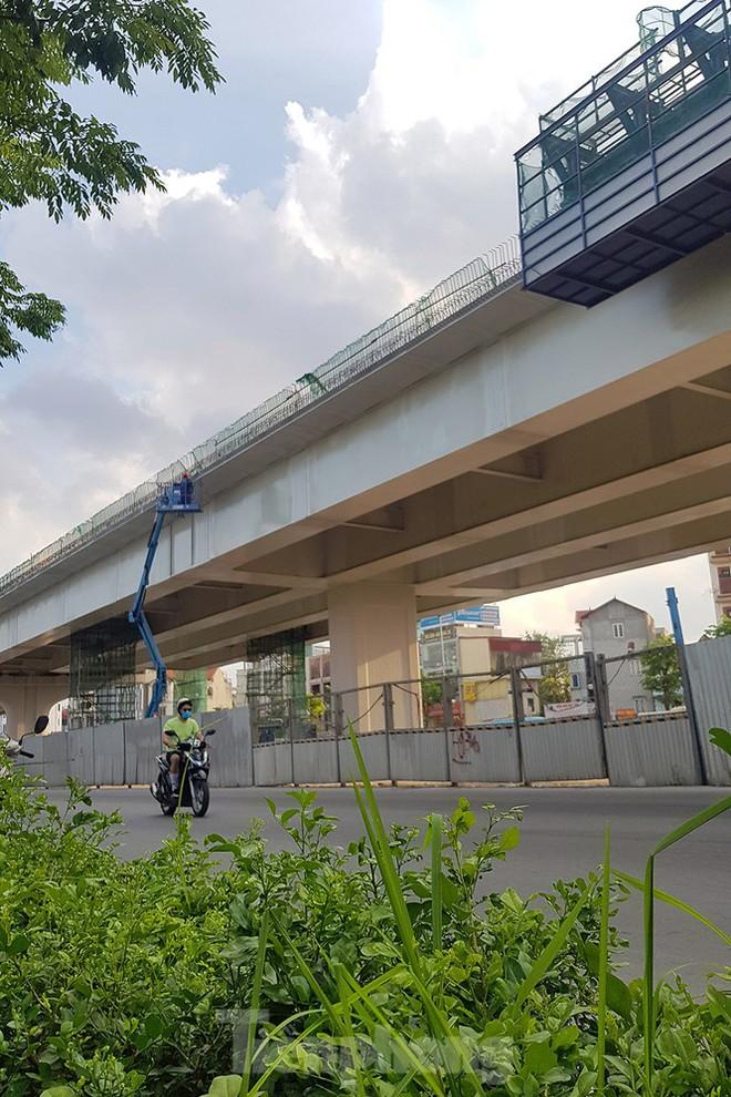 Con đường nghìn tỉ tại Hà Nội dự kiến thông xe vào 30/9 - Ảnh 3.