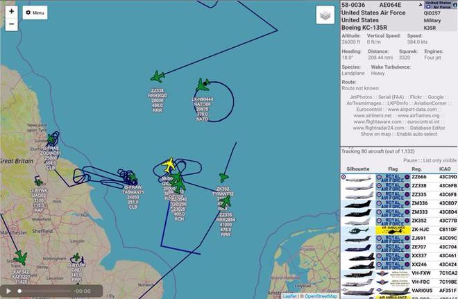NÓNG: KQ Mỹ, Indonesia đồng loạt mất 2 máy bay quân sự, có cả tiêm kích F-15 hiện đại - Tìm cứu khẩn cấp - Ảnh 4.