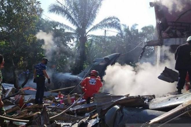 NÓNG: KQ Mỹ, Indonesia đồng loạt mất 2 máy bay quân sự, có cả tiêm kích F-15 hiện đại - Tìm cứu khẩn cấp - Ảnh 3.