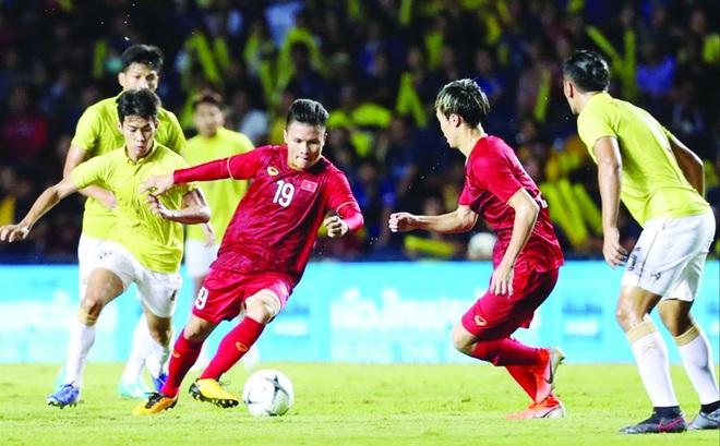 V-League 2020: Quang Hải có tới 271 phút chưa 'nổ súng'