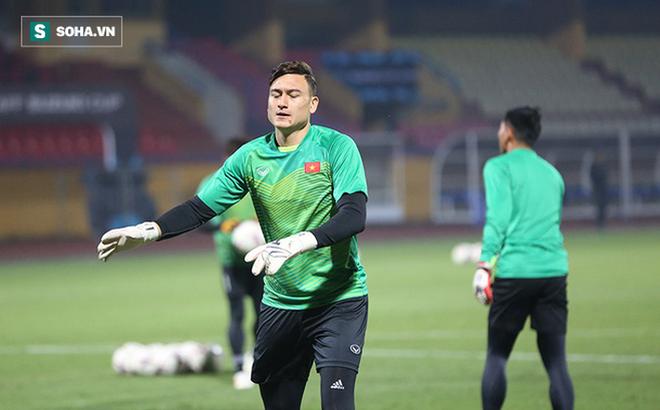 Người Thái quyết không nhượng bộ, HLV Park Hang-seo sẽ mất Đặng Văn Lâm tại AFF Cup