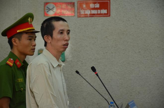 Phúc thẩm vụ nữ sinh giao gà: Bị cáo Bùi Văn Công la hét ai làm sai cứ tử hình, không cần kháng cáo hay giảm nhẹ gì hết - Ảnh 3.