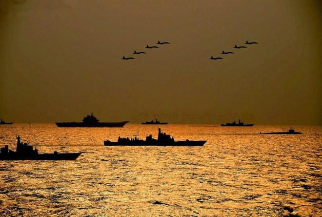 Với 1.000 tàu ngầm, 450 tàu chiến, TQ sẽ bá chủ đại dương vào 2030: Thực tế hay ảo tưởng? - Ảnh 1.
