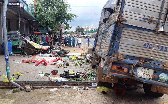 Vụ tai nạn kinh hoàng khiến 10 người thương vong: Khởi tố, bắt tạm ...