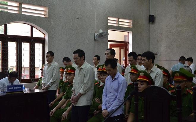 Liên tục kêu oan, phản cung, các bị cáo hiếp dâm, giết hại nữ sinh giao gà ở Điện Biên vẫn lĩnh án tử