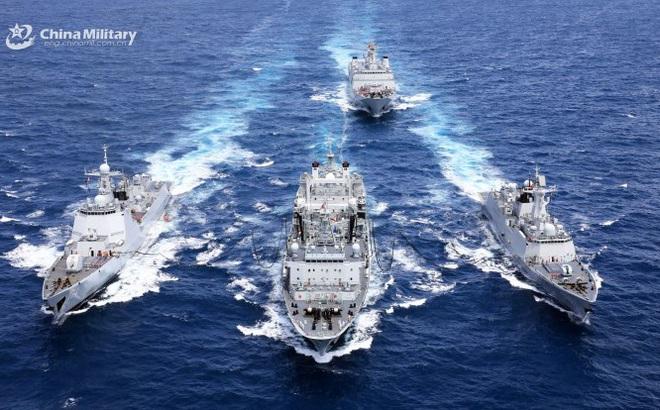 Với 1.000 tàu ngầm, 450 tàu chiến, TQ sẽ bá chủ đại dương vào 2030: Thực tế hay ảo tưởng?