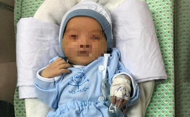 Bé trai bị bỏ dưới hố ga: Một phụ nữ ở Hà Tĩnh nhận là bà ngoại, chưa chứng minh được quan hệ huyết thống