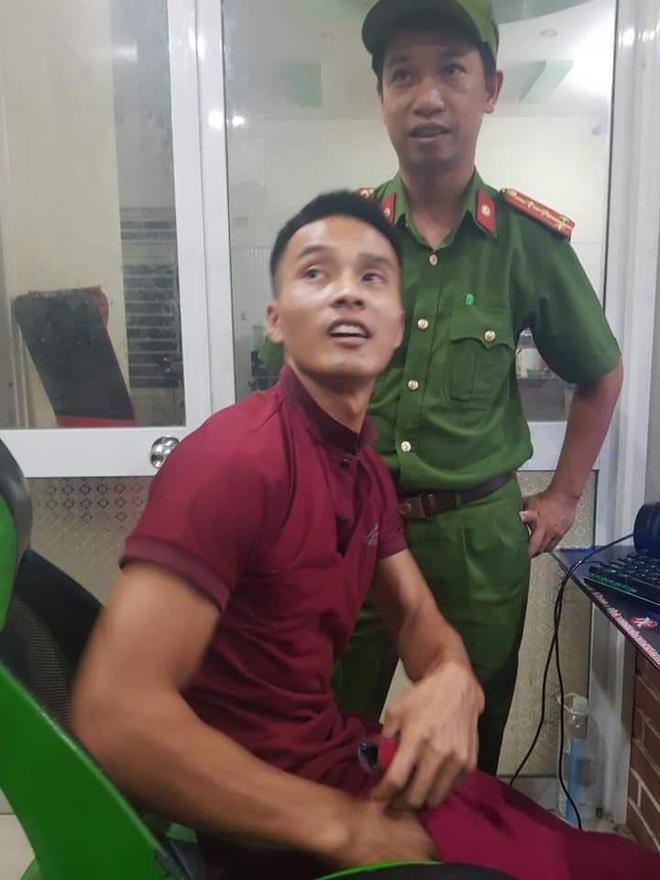 Triệu Quân Sự, phạm nhân vượt ngục đặc biệt nguy hiểm vừa bị bắt tại quán internet ở Quảng Nam - Ảnh 1.