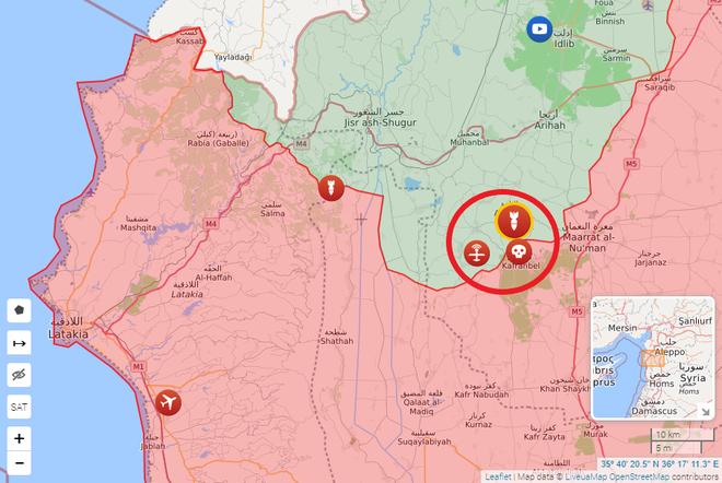 Mỹ tung chiêu hiểm, Quân cảnh Nga tháo chạy khỏi Đông Bắc Syria - F-15E liên quân mang bom, tên lửa thị uy sức mạnh ở Homs - Ảnh 1.