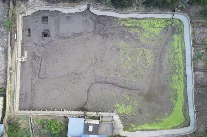 Thêm 37 cọc gỗ phát lộ được nhận định liên quan đến trận Bạch Đằng - Ảnh 2.