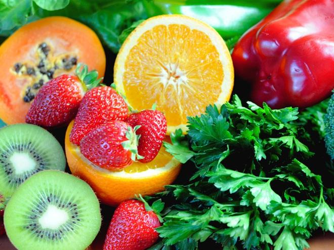 10 loại trái cây giàu Vitamin C hơn cam - Ảnh 1.