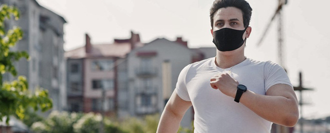 Tại sao đeo khẩu trang khi tập thể thao lại vô cùng nguy hiểm? - Ảnh 4.