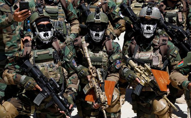 24h qua ảnh: Lính đặc nhiệm Afghanistan tham dự lễ tốt nghiệp