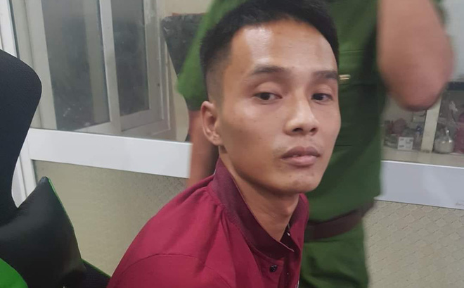 Triệu Quân Sự, phạm nhân vượt ngục đặc biệt nguy hiểm vừa bị bắt tại quán internet ở Quảng Nam