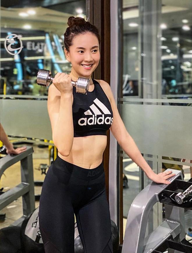 Lần hiếm hoi MC Mai Ngọc khoe đường cong với bikini - Ảnh 7.