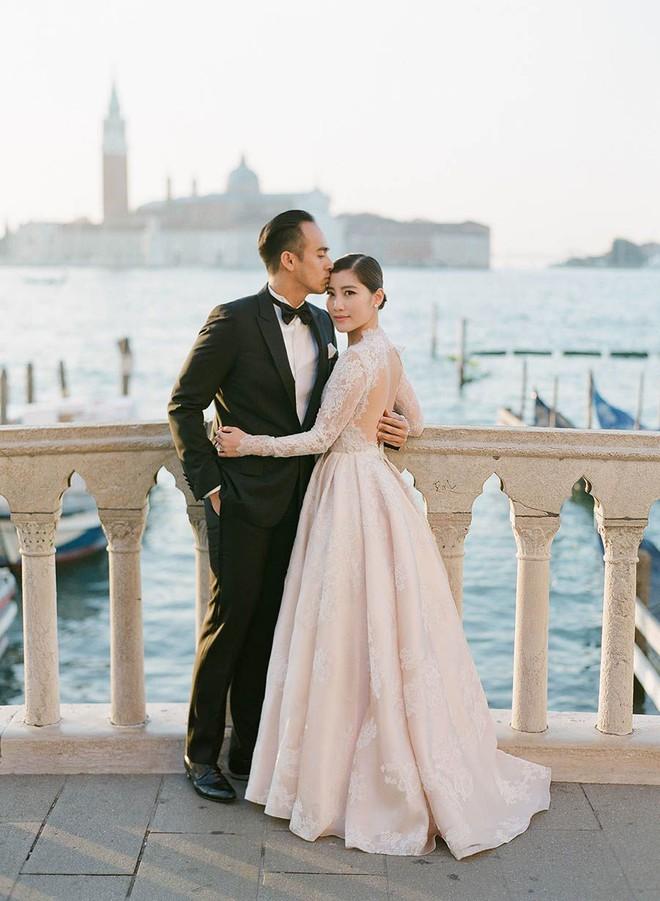 Tổ chức hôn lễ xa hoa bậc nhất năm 2018 đến tận 2 lần, cặp đôi đình đám trong hội con nhà giàu châu Á giờ có cuộc sống ra sao? - Ảnh 13.
