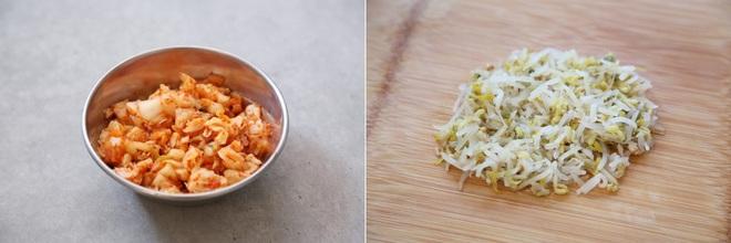 Làm sữa đậu nành xong đừng bỏ bã, hãy học ngay người Hàn cách làm món bánh siêu ngon này - Ảnh 3.