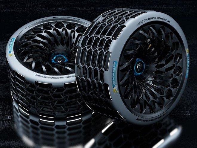Chiếc xe hơi công suất 3.000 mã lực được chế tạo cho năm 2080 - Ảnh 6.
