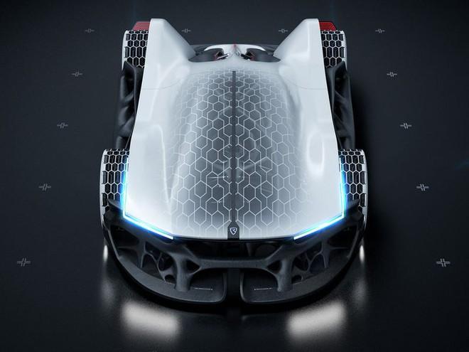 Chiếc xe hơi công suất 3.000 mã lực được chế tạo cho năm 2080 - Ảnh 8.