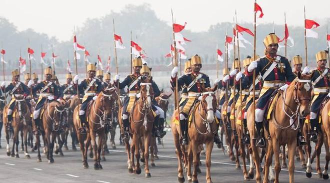 Lực lượng kỵ binh trong thế giới hiện đại - Ảnh 1.