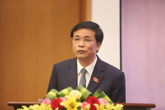 Tổng Thư ký Quốc hội nói về việc xem xét lại quyết định giám đốc thẩm vụ Hồ Duy Hải - Ảnh 2.