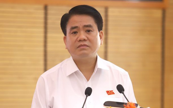 """Chủ tịch Hà Nội nói về việc tổng thầu Trung Quốc """"đòi"""" 50 triệu USD"""