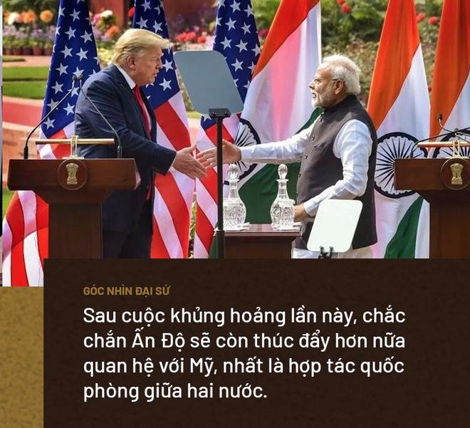 Đối đầu biên giới với Trung Quốc còn kéo dài, Ấn Độ sẽ thúc đẩy hơn quan hệ với Mỹ - Ảnh 3.