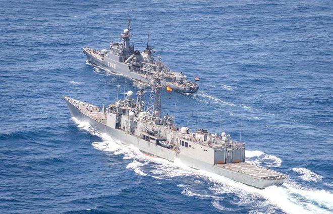 Ấn Độ lệnh cho máy bay, tàu chiến sẵn sàng ma trận leo thang với TQ - Lực lượng mới tính châm ngòi chiến sự tây bắc Syria? - Ảnh 3.
