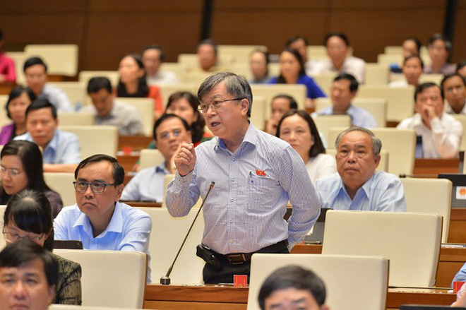 Phát ngôn ấn tượng và những tranh luận nảy lửa tại kỳ họp 9, Quốc hội 14 - Ảnh 4.