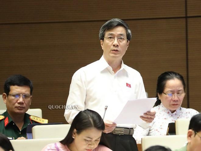 Phát ngôn ấn tượng và những tranh luận nảy lửa tại kỳ họp 9, Quốc hội 14 - Ảnh 5.