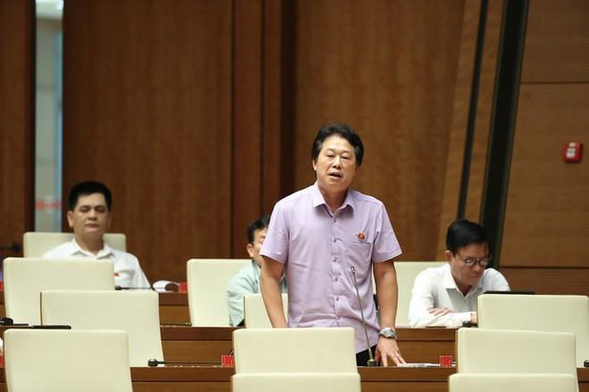Phát ngôn ấn tượng và những tranh luận nảy lửa tại kỳ họp 9, Quốc hội 14 - Ảnh 9.