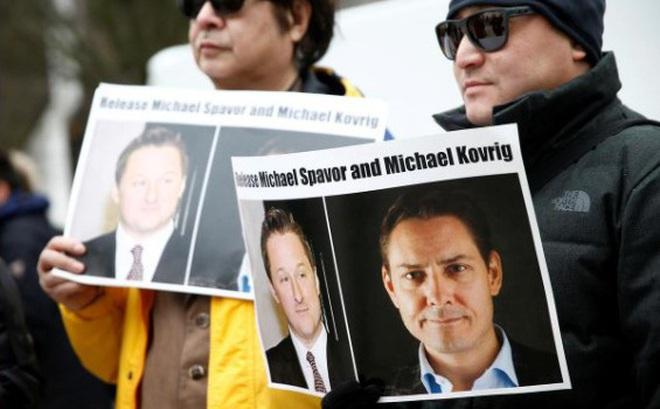 Trung Quốc buộc tội hai công dân Canada làm gián điệp
