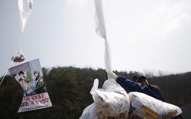 Triều Tiên chuẩn bị rải truyền đơn quy mô lớn chống Hàn Quốc