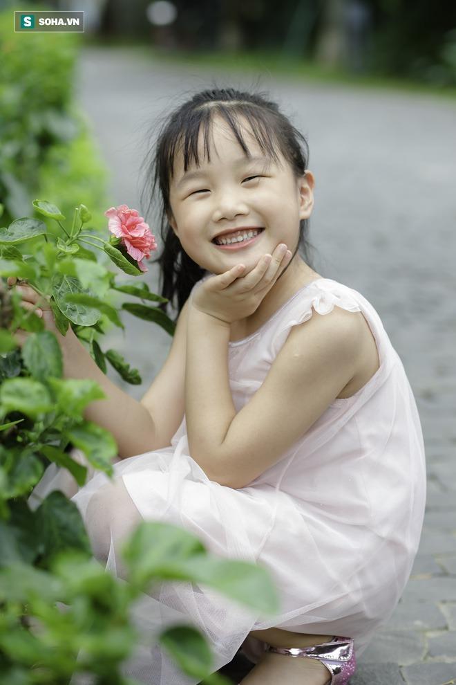 Cô bé mắt hí tài giỏi và cách nuôi con đáng kinh ngạc của BTV Mùi Khánh Ly - Ảnh 11.