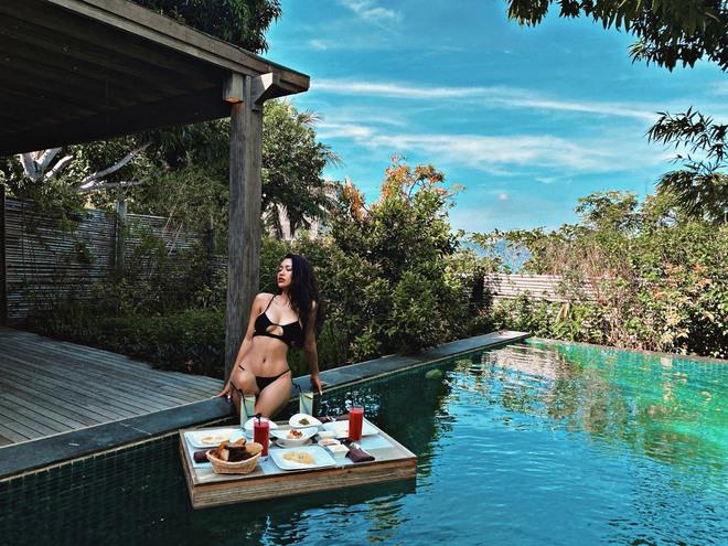 DJ Tít khoe vóc dáng bốc lửa khi mặc bikini  - Ảnh 5.