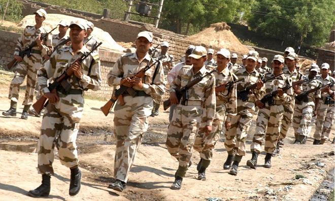 Xung đột với Trung Quốc, 3.000 lính vũ trang đặc biệt của Ấn Độ nhận lệnh lên biên giới - Ảnh 1.