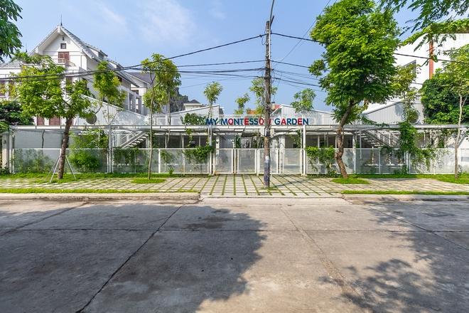 Lớp học giữa không gian cây và hoa tại thành phố Hạ Long - Ảnh 3.