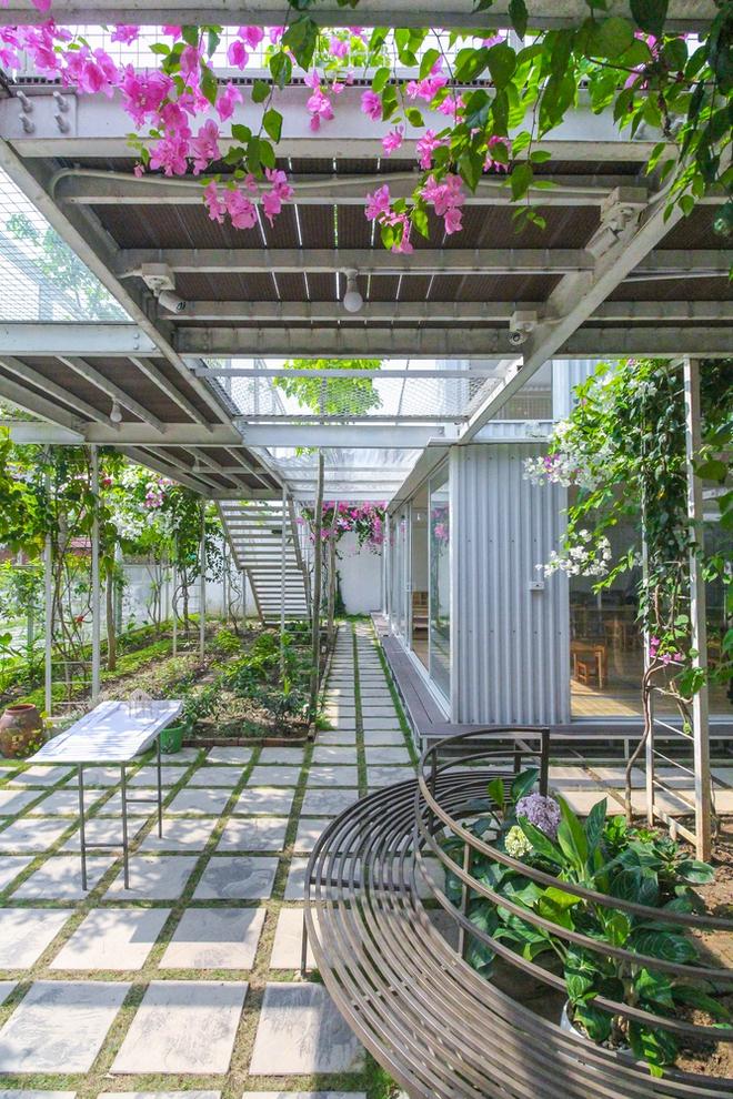Lớp học giữa không gian cây và hoa tại thành phố Hạ Long - Ảnh 14.