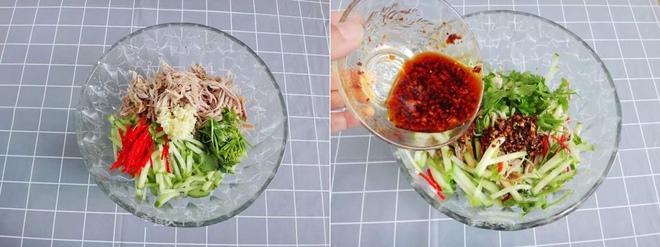 Mùa hè nhất định phải ăn thịt vịt trộn chua ngọt vừa ngon vừa mát bổ đủ đường - Ảnh 4.